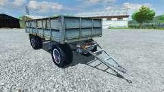 Autosan D83 for Farming Simulator 2013