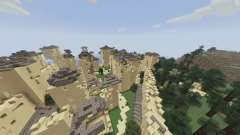 The city's power generator for Minecraft