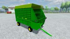 John Deere 714A for Farming Simulator 2013