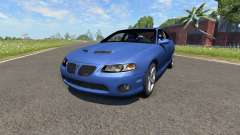 Pontiac GTO 2005 for BeamNG Drive