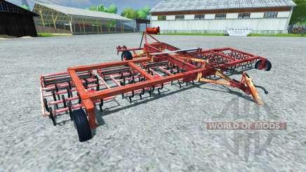 Rau Smoke Ripper v2.1 for Farming Simulator 2013