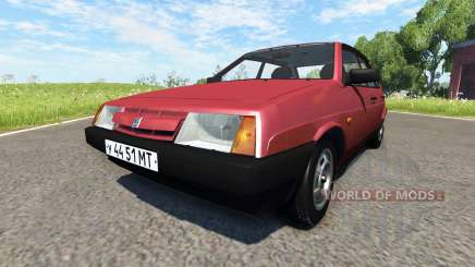 VAZ-2109 Samara for BeamNG Drive