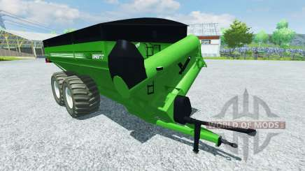 Brent Avalanche 1594 for Farming Simulator 2013