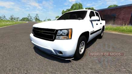 Chevrolet Avalanche for BeamNG Drive