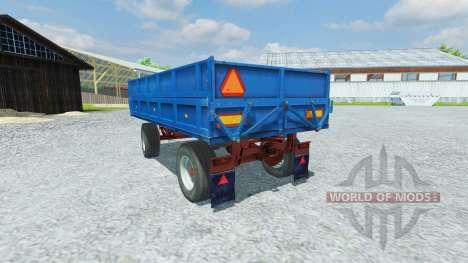 Trailer FORTSCHRITT HW 80.11 for Farming Simulator 2013