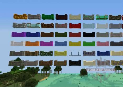 Fences for Minecraft
