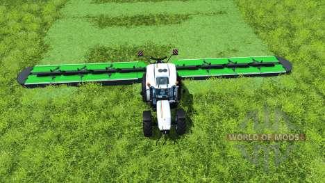 The mower Deutz-Fahr KM 4.90 for Farming Simulator 2013