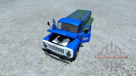 GAZ-53 Maintenance for Farming Simulator 2013
