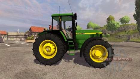 John Deere 7710 v2.1 for Farming Simulator 2013