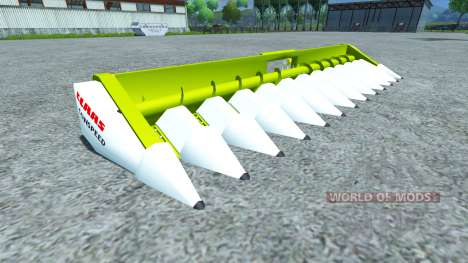 Reaper CLAAS Conspeed for Farming Simulator 2013