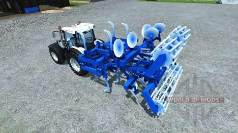 Cultivator Frost Grubber for Farming Simulator 2013