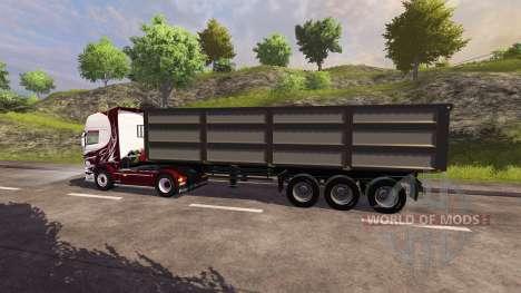 The Trailer Kroger Agroliner for Farming Simulator 2013
