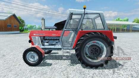 URSUS 1201 v2.0 Red for Farming Simulator 2013