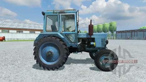 MTZ-80 for Farming Simulator 2013