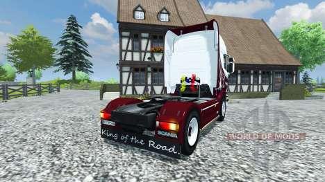 Scania R560 v3.0 for Farming Simulator 2013