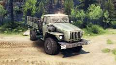Ural-43206 for Spin Tires