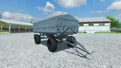 Trailer Fortschritt HW60 v2.0 for Farming Simulator 2013