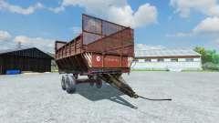 Trailer PIM-40 for Farming Simulator 2013
