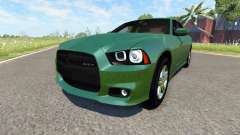 Dodge Charger SRT8 v2.0 for BeamNG Drive