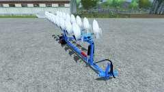 Плуг Lemken EuroDiamant for Farming Simulator 2013
