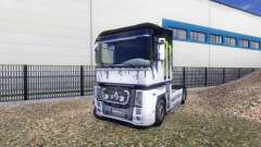 Color-Monster Energy - on a tractor unit Renault Magnum for Euro Truck Simulator 2