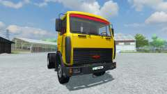 MAZ-54331 for Farming Simulator 2013