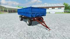 Trailer FORTSCHRITT HW 80.11 for Farming Simulator 2013