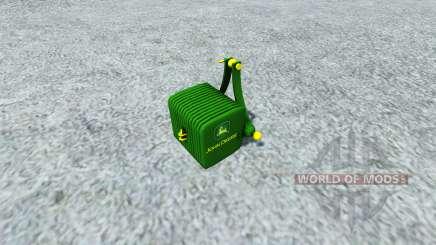 Contrast John Deere v1.1 for Farming Simulator 2013
