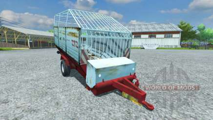 Forage trailer HORAL MV 022 for Farming Simulator 2013