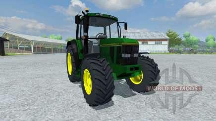 John Deere 6200 1996 for Farming Simulator 2013