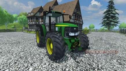John Deere 6920 for Farming Simulator 2013