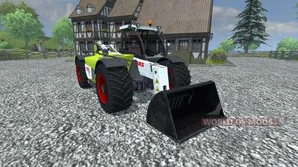 Forklift CLAAS Scorpion 7040 VariPower v 2.1 for Farming Simulator 2013