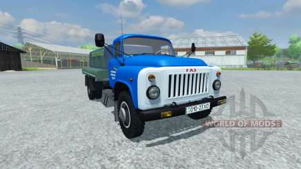 GAZ-53 Maintenance for Farming Simulator 2013