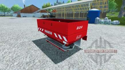 Rauch Axera B1210 v2.0 for Farming Simulator 2013