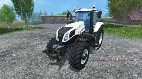 New Holland T8.435 v1.2 for Farming Simulator 2015