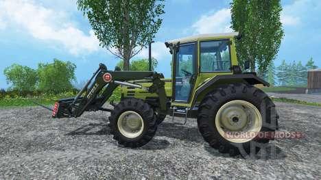 Huerlimann H488 FL for Farming Simulator 2015