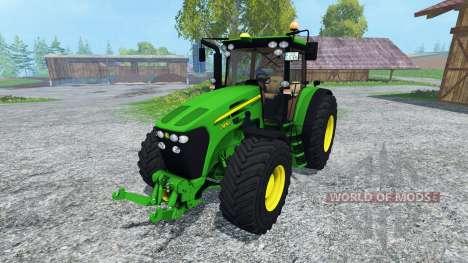 John Deere 7930 clean for Farming Simulator 2015