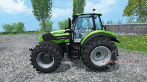 Deutz-Fahr Agratron 7250 TTV for Farming Simulator 2015