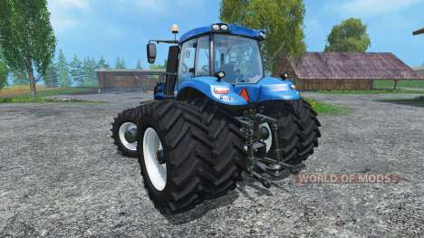 New Holland T8.320 DW for Farming Simulator 2015