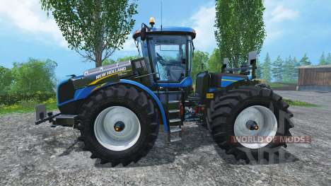 New Holland T9.560 wide tires for Farming Simulator 2015