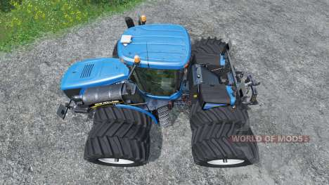 New Holland T9.565 Twin v1.2 for Farming Simulator 2015