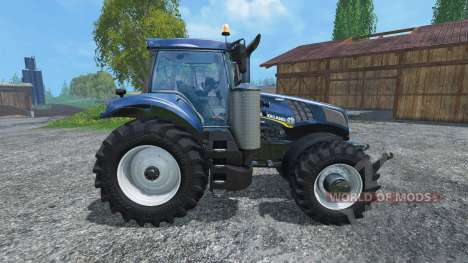 New Holland T8.435 Blue Power for Farming Simulator 2015