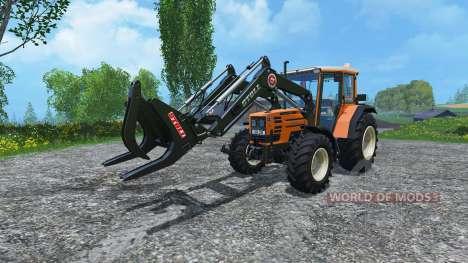 Huerlimann H488 v1.2 for Farming Simulator 2015