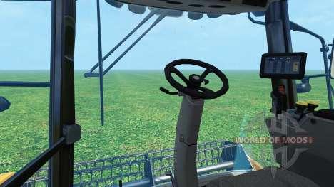 SampleModMap for Farming Simulator 2015
