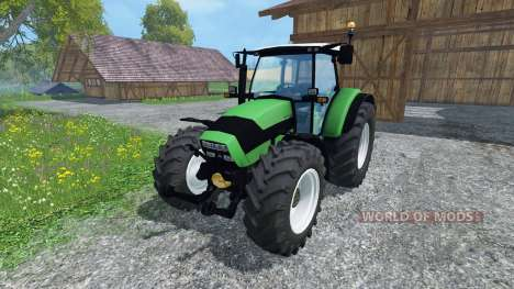 Deutz-Fahr Agrotron K 420 for Farming Simulator 2015
