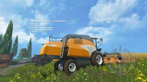 Fast Switcher for Farming Simulator 2015