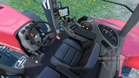 New Holland T8.485 2014 Red Power Plus v1.2 for Farming Simulator 2015