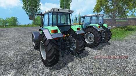 Deutz-Fahr AgroStar 6.31 & 6.61 for Farming Simulator 2015