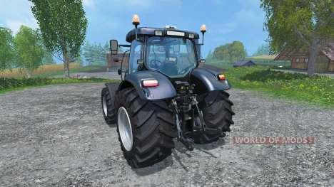 Case IH Puma CVX 160 Black Edition v2.0 for Farming Simulator 2015