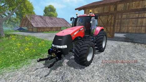 Case IH Magnum CVX 340 v1.4 for Farming Simulator 2015